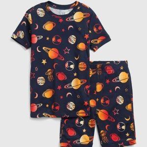 4T GAP organic cotton pj set - shorts